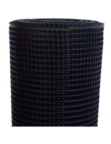 Πλέγμα μπαλκονιών μαύρο ,1 μέτρου.