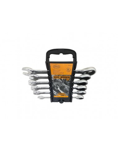 Ratcet wrench set 6pc
