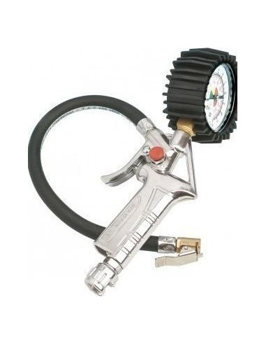 Tire inflation gun