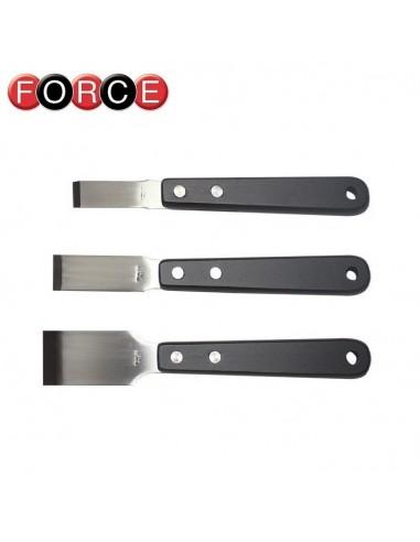 3pc scraper knife set
