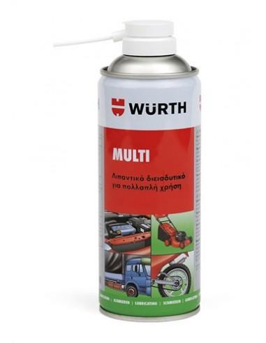WURTH Multi oil spray,rust...