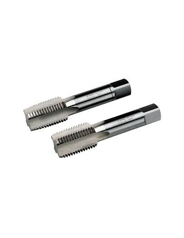 1/4 x 19 GAS HSS hand tap set