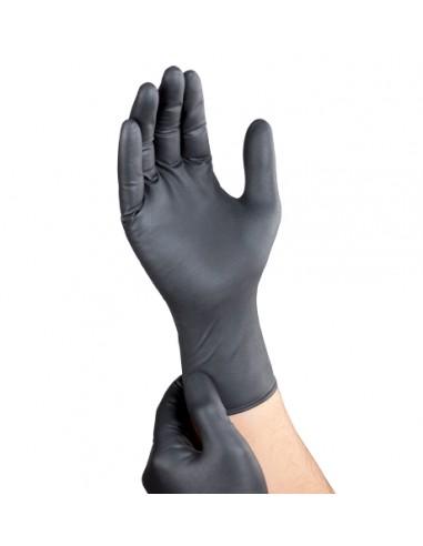 γάντια νιτριλίου μιας...