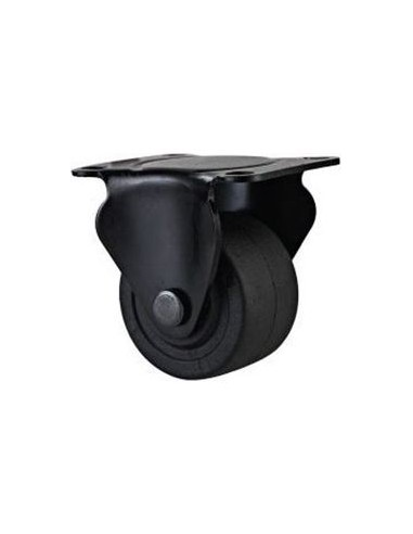50 mm heavy duty black naylon,rigid...