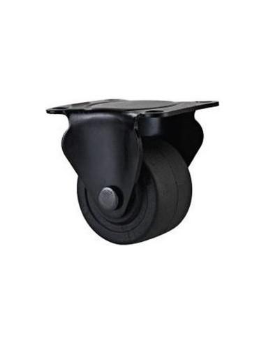 50 mm heavy duty black naylon,rigid...