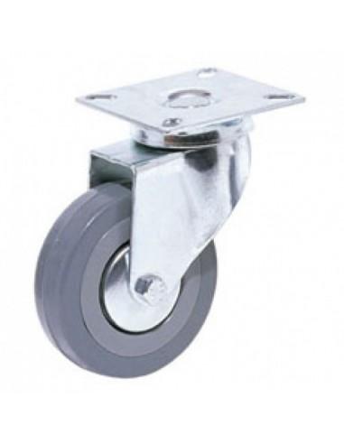 50 mm swivel heavy duty gray...