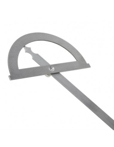 Protractor angle finder 0°-180° round...