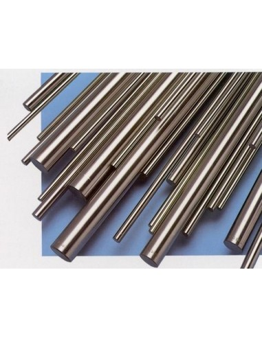 6 mm silver steel bar