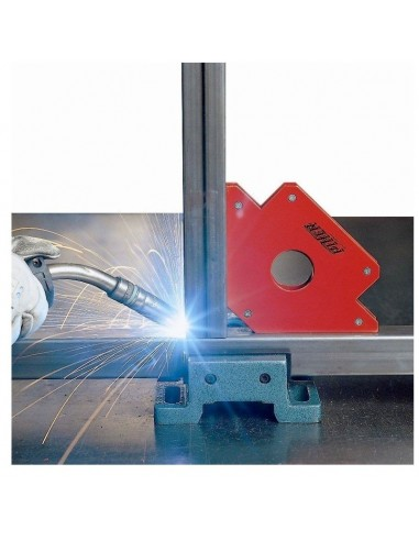 multi angle magnetic welding clamp