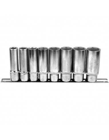 Deep socket set 8pc
