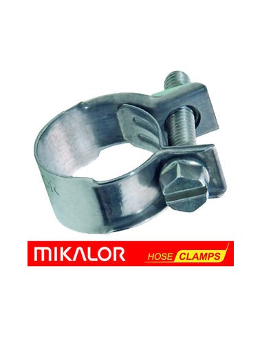 Hose clip,mini,for water,fuel,air,12...