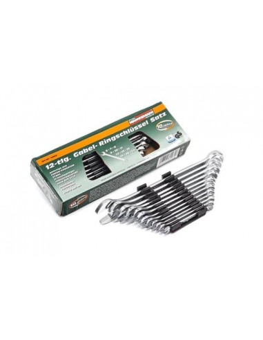 Combination wrench set 12 pc , 8mm -...