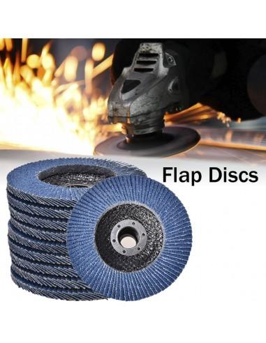 115 mm Flap Discs wheels grinding...