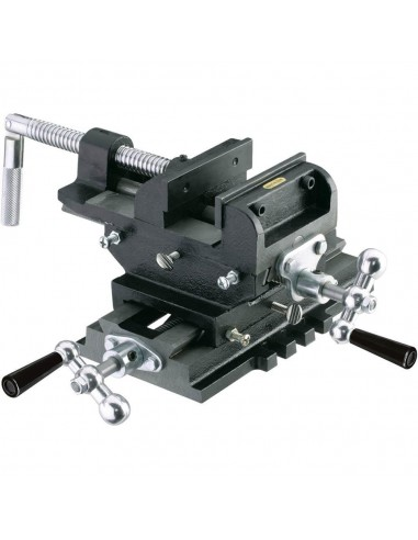 "2-way cross slide vise 5""-120MM"