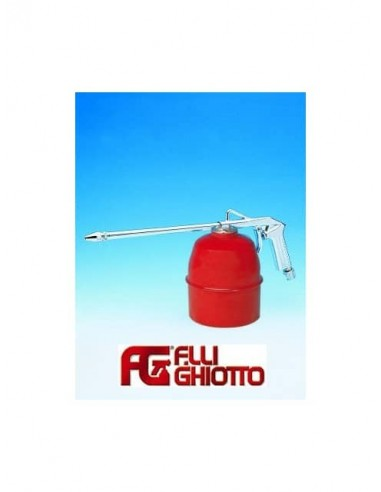 Oil spray gun