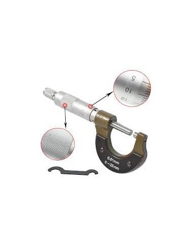 Μicrometer 0 mm - 25mm