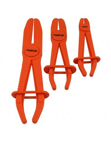 Hose pinching pliers set 3pc