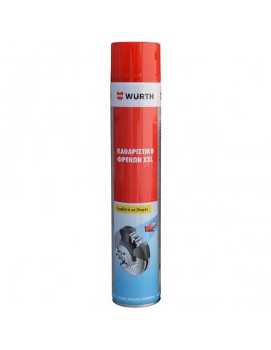 Καθαριστικό φρένων XXL,750ML,WURTH