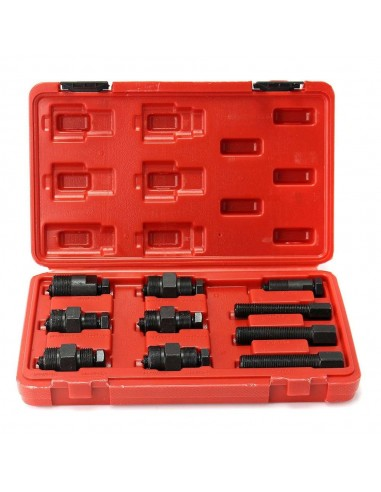 Motorcycle flywheel drive puller set...