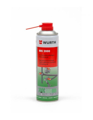 ADHESIVE LUBRICANT HHS 2000 WURTH 500ML