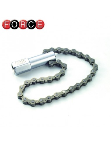 Chain oil filter wrench 1/2