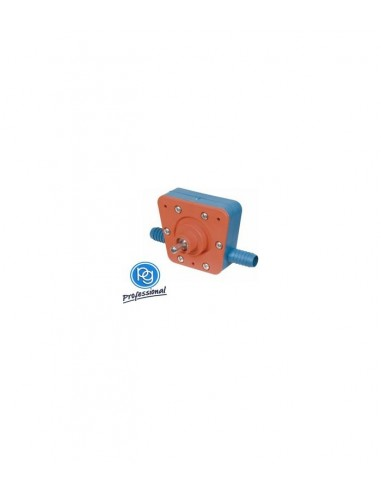 Drill pump attachment for liquids